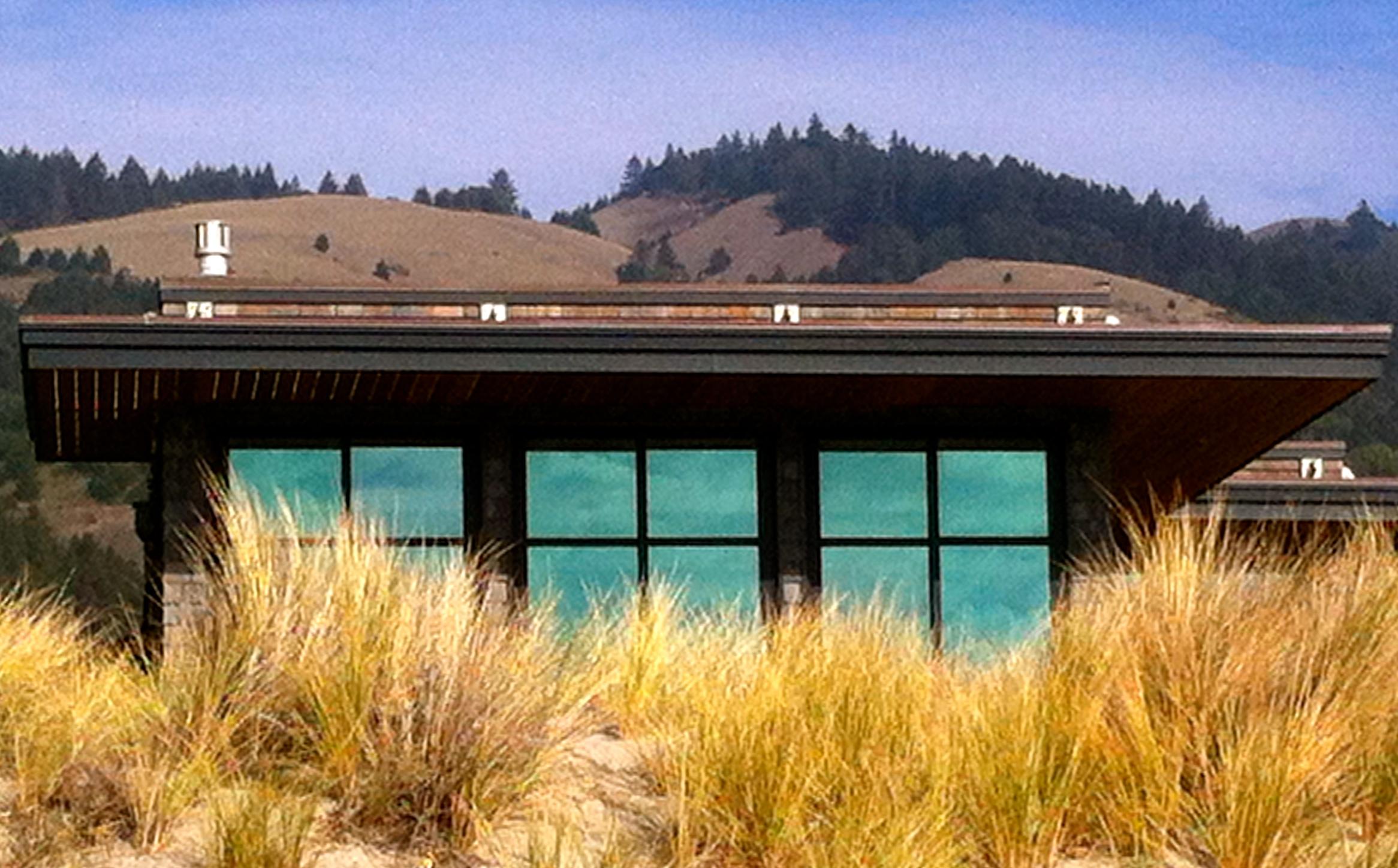 Home on Stinson Beach California