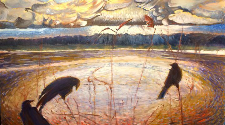 Bellingham Artist crows